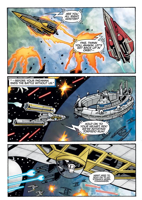 STAR WARS - CLONE WARS AVENTURE 3us0310