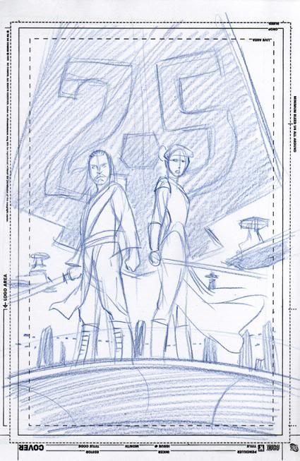 Star Wars - Jedi : The Dark Side / Star Wars: L'Ordre Jedi 1 4012