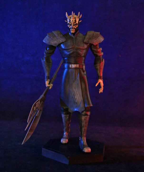 Gentle Giant - CW  Savage Oppress Animated Maquette 4015