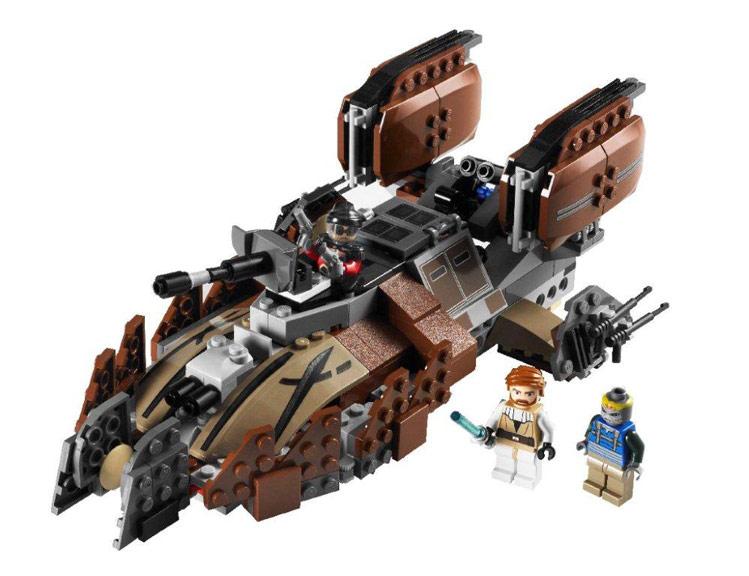 LEGO STAR WARS - 7753 PIRATE TANK 410