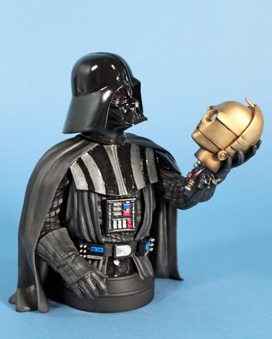 Gentle Giant - Darth Vader Holiday - Bust  411