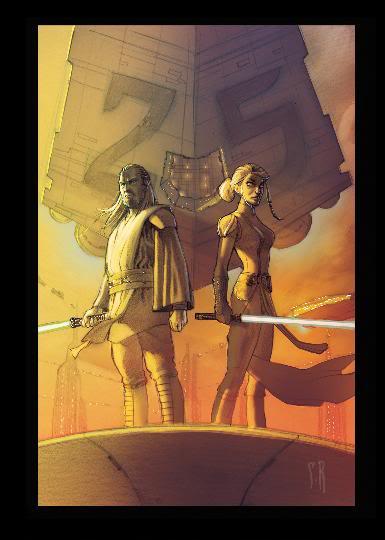 Star Wars - Jedi : The Dark Side / Star Wars: L'Ordre Jedi 1 4111