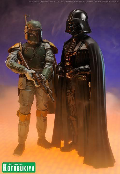 Kotobukiya - Darth Vader - Empire Strikes Back - ARTFX+ 412