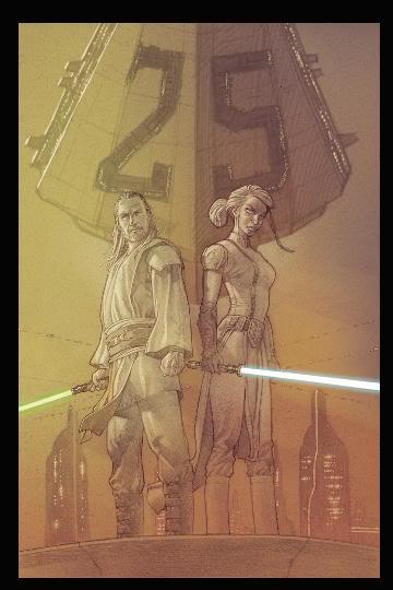 Star Wars - Jedi : The Dark Side / Star Wars: L'Ordre Jedi 1 4210