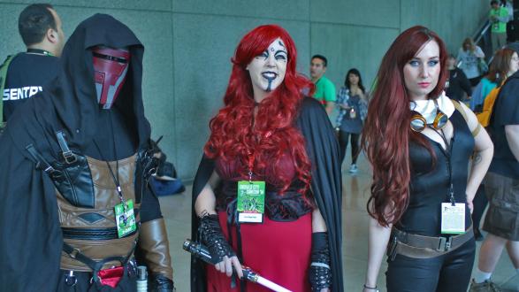 Star Wars - San Diego Comic-con 2014 4214