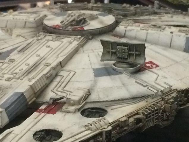 7 - Costumes & Maquettes Star Wars Le Réveil de la Force 4312