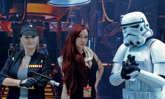 Star Wars - San Diego Comic-con 2014 4314