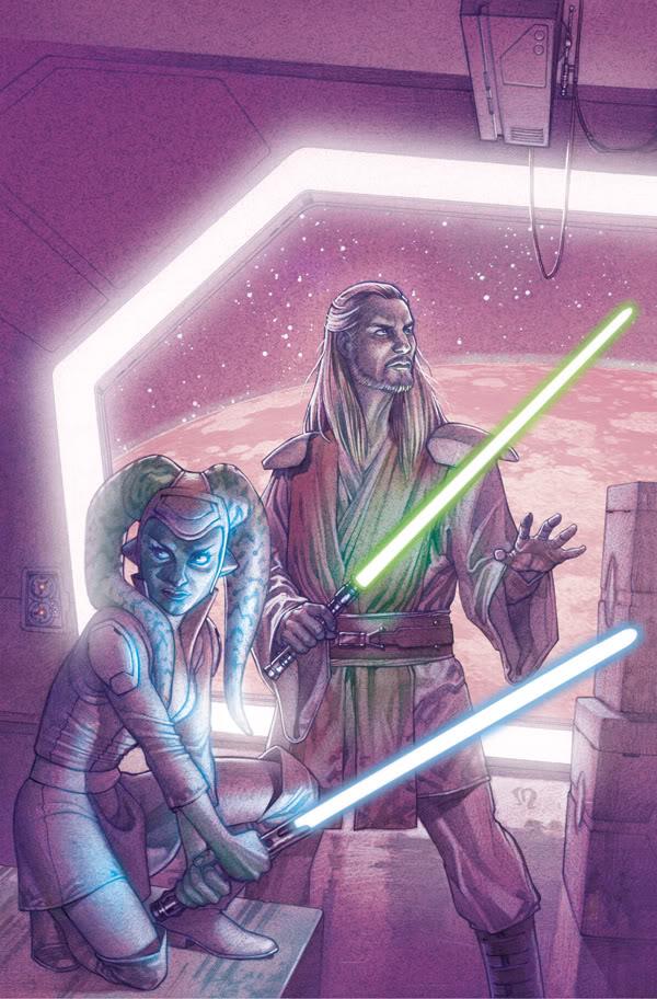 Star Wars - Jedi : The Dark Side / Star Wars: L'Ordre Jedi 1 4410