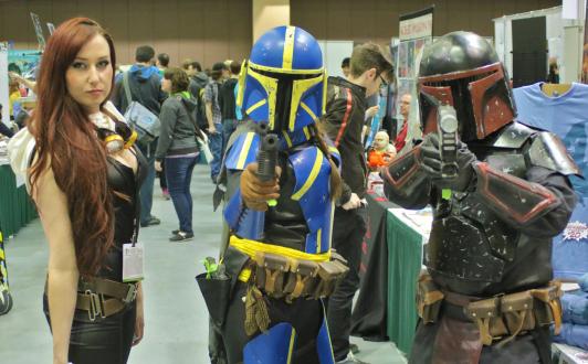 Star Wars - San Diego Comic-con 2014 4414