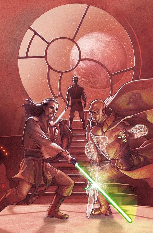 Star Wars - Jedi : The Dark Side / Star Wars: L'Ordre Jedi 1 - Page 2 4511