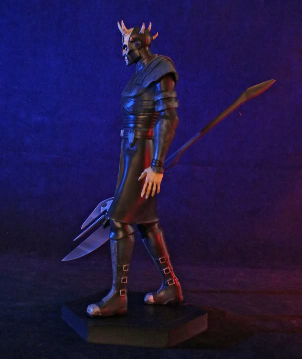 Gentle Giant - CW  Savage Oppress Animated Maquette 4514