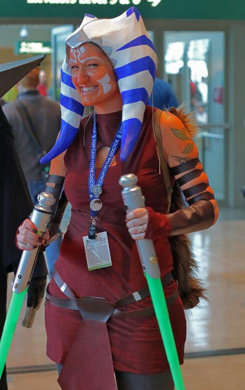Star Wars - San Diego Comic-con 2014 4515
