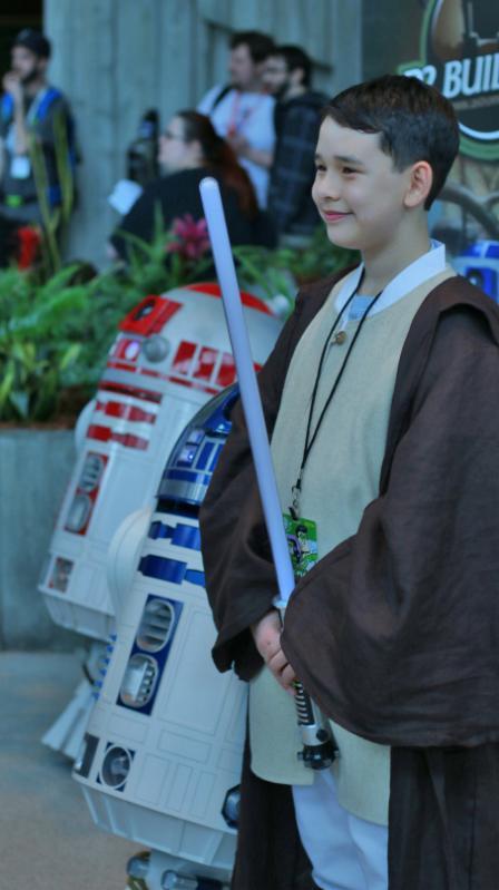 Star Wars - San Diego Comic-con 2014 4614
