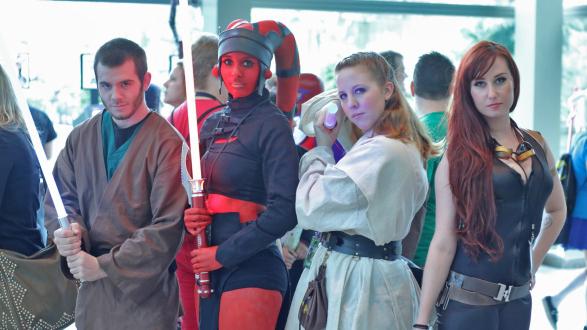 Star Wars - San Diego Comic-con 2014 4714