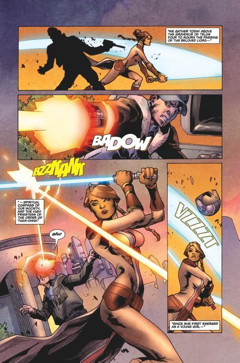 Star Wars - Jedi : The Dark Side / Star Wars: L'Ordre Jedi 1 - Page 2 4910
