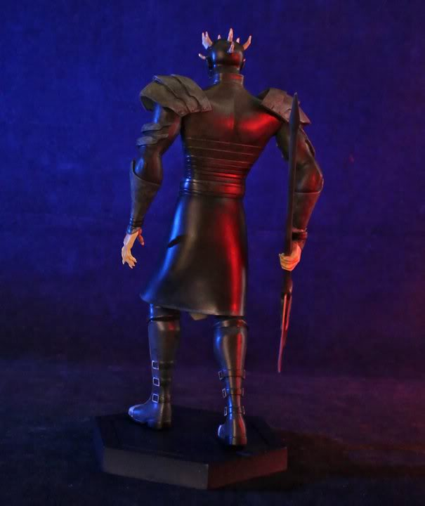 Gentle Giant - CW  Savage Oppress Animated Maquette 4913