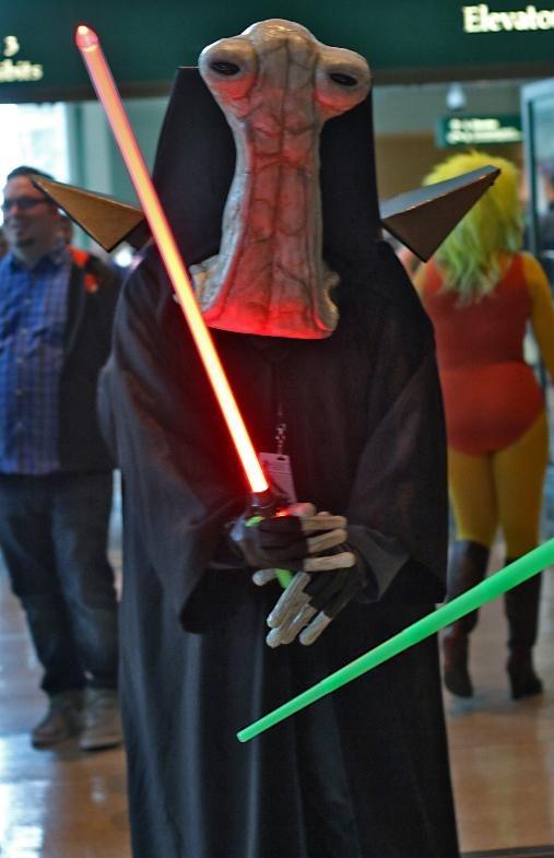 Star Wars - San Diego Comic-con 2014 4914