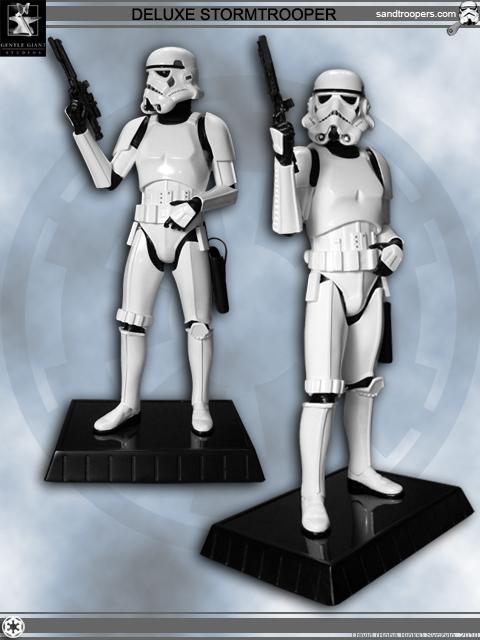 Gentle Giant - Stormtrooper Statue 4fa4e910