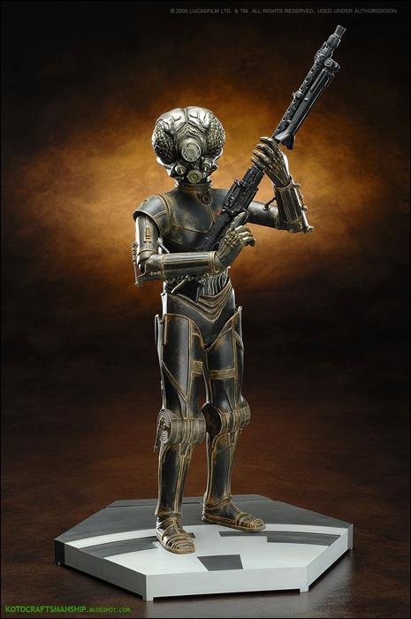 Kotobukiya - 4-lom ARTFX Statue 4lom110
