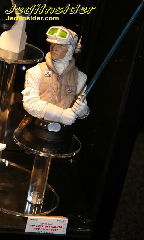 Gentle Giant -Han solo, Luke Skywalker & Leia Hoth mini-bust 504_sc10