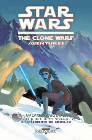 STAR WARS - CLONE WARS AVENTURE - Page 2 510