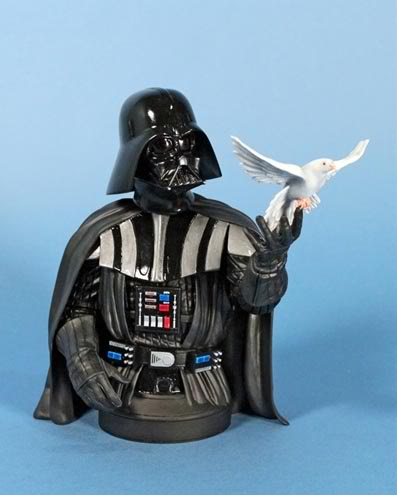 Gentle Giant - Darth Vader Holiday - Bust  512
