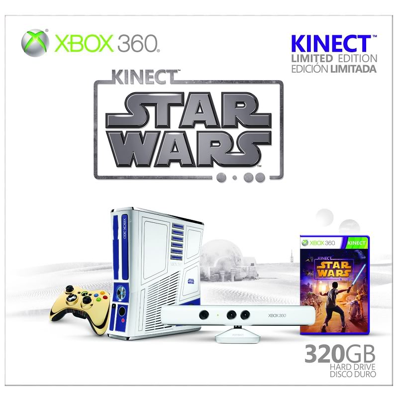 X-Box 360 Star Wars 5212