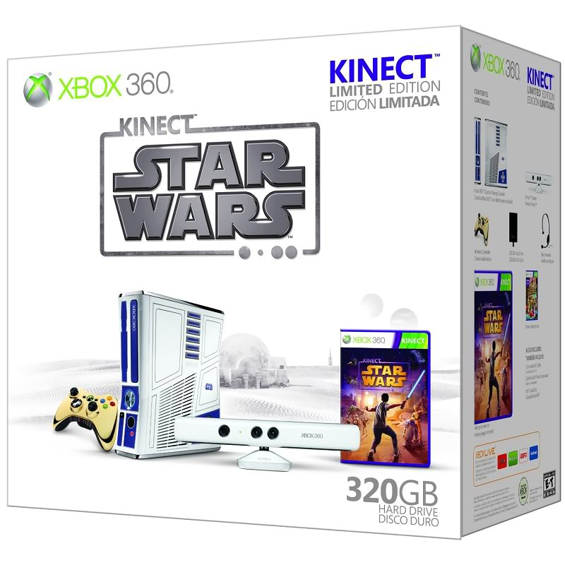 X-Box 360 Star Wars 5411