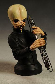 Gentle Giant - Figrin D'An (Wax Sculpt) mini bust 57524210