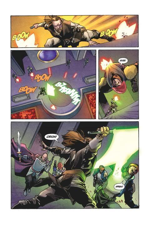 Star Wars - Jedi : The Dark Side / Star Wars: L'Ordre Jedi 1 - Page 2 5p411