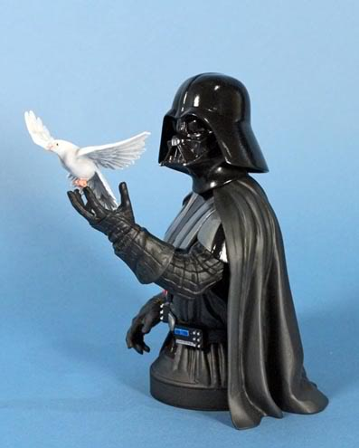 Gentle Giant - Darth Vader Holiday - Bust  610