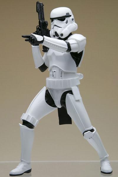Kotobukiya Stormtrooper ArtFX + 712