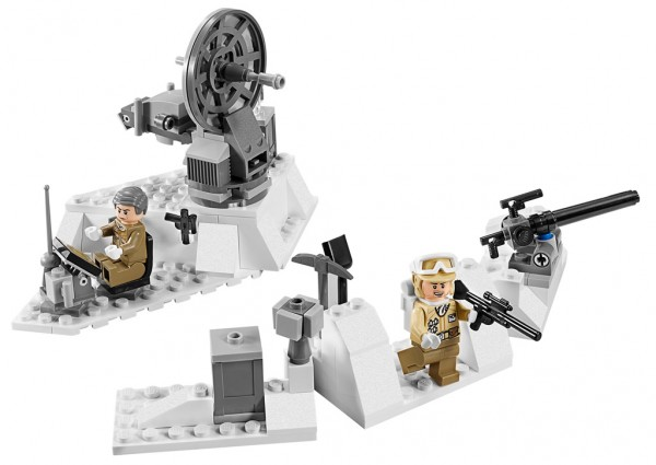 LEGO STAR WARS - 75014 - Battle Of Hoth 75014-10