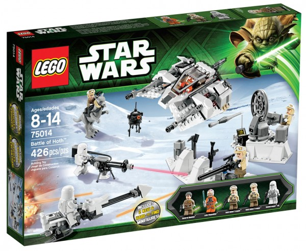LEGO STAR WARS - 75014 - Battle Of Hoth 75014-11