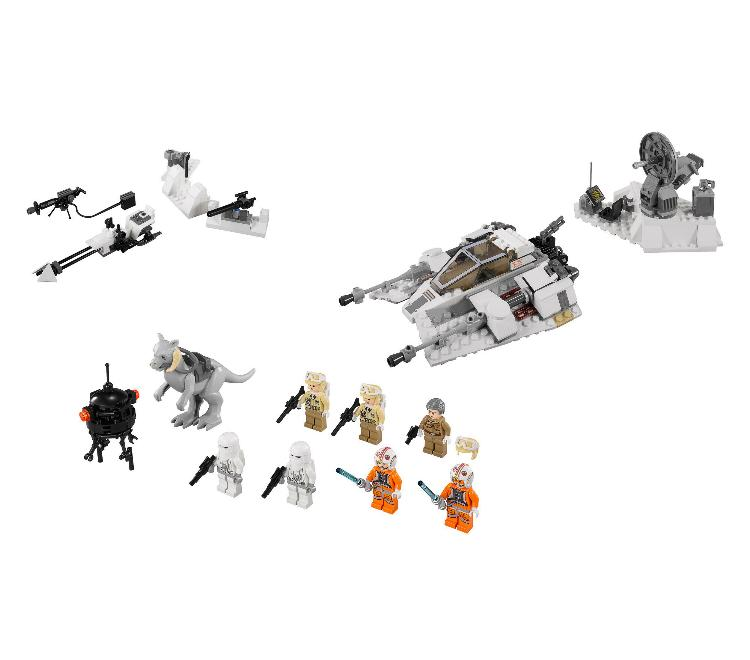 LEGO STAR WARS - 75014 - Battle Of Hoth 75014-12