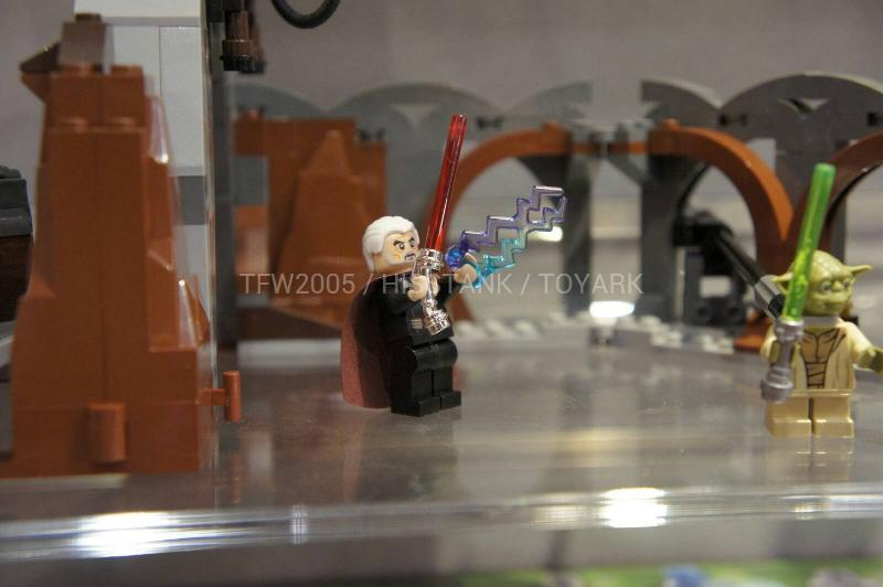 LEGO STAR WARS - 75017 - Duel on Geonosis 75017011