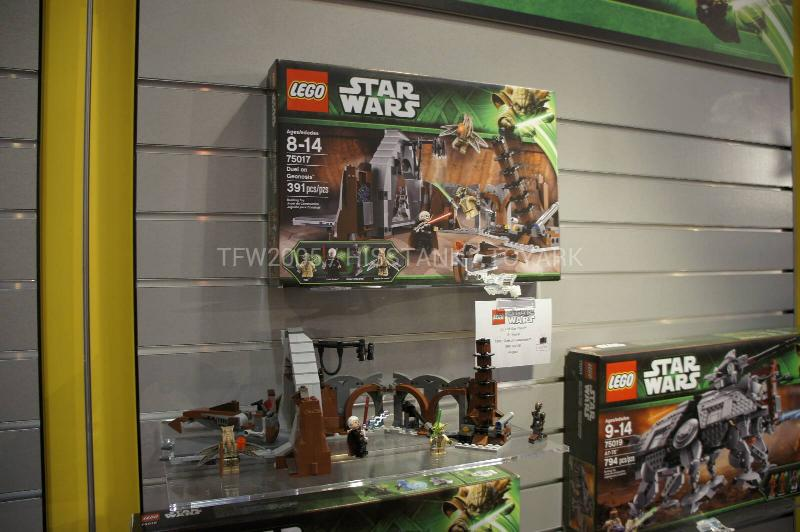 LEGO STAR WARS - 75017 - Duel on Geonosis 75017012