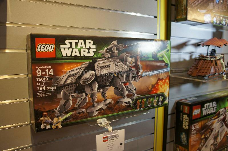 LEGO STAR WARS - 75019 - AT-TE 75019010