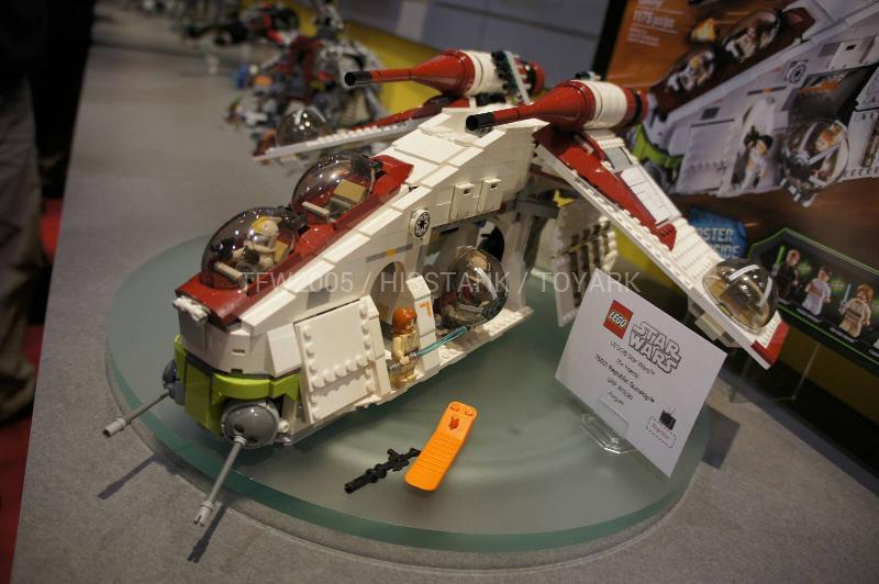 LEGO STAR WARS - 75021 - Republic Gunship 75021012