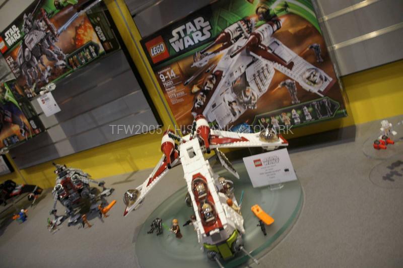 LEGO STAR WARS - 75021 - Republic Gunship 75021013