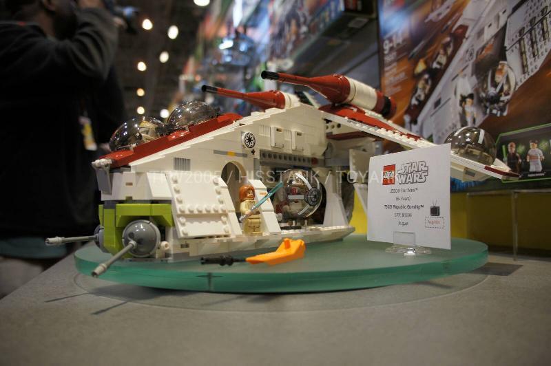 LEGO STAR WARS - 75021 - Republic Gunship 75021014