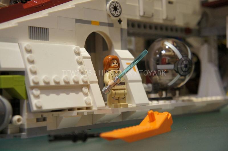 LEGO STAR WARS - 75021 - Republic Gunship 75021016