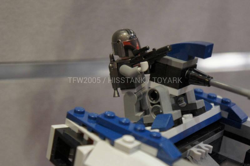 LEGO STAR WARS - 75022 - Mandalorian Speeder 75022013