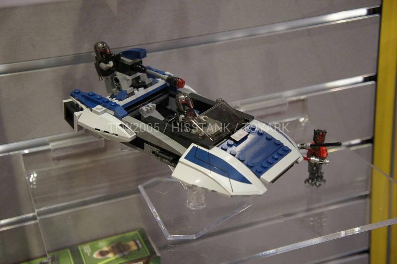 LEGO STAR WARS - 75022 - Mandalorian Speeder 75022014