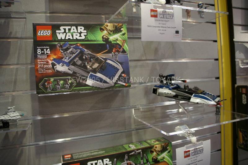 LEGO STAR WARS - 75022 - Mandalorian Speeder 75022015