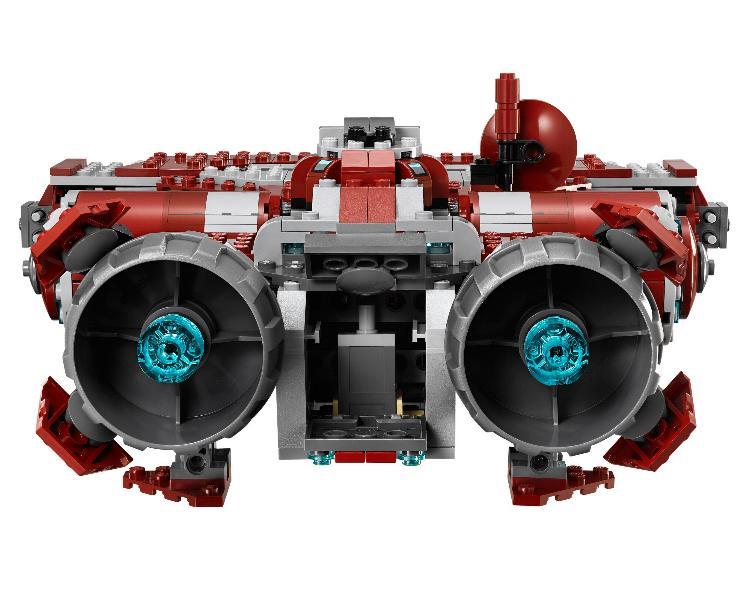 LEGO STAR WARS - 75025 - Jedi Defender Class Cruiser 75025j14