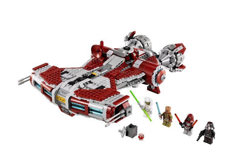 LEGO STAR WARS - 75025 - Jedi Defender Class Cruiser 75025j16