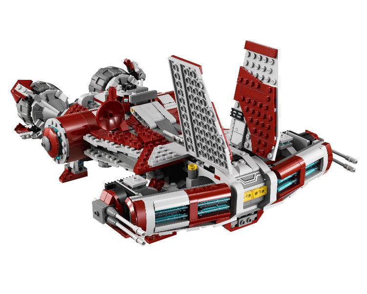 LEGO STAR WARS - 75025 - Jedi Defender Class Cruiser 75025j17