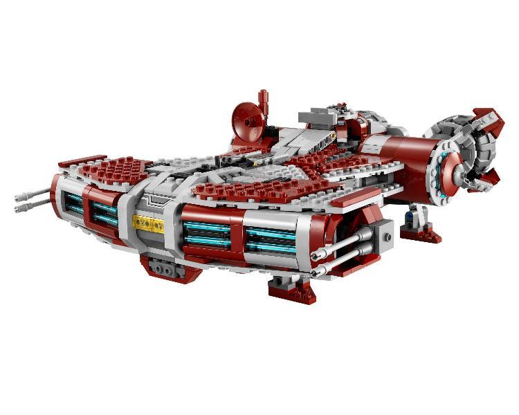 LEGO STAR WARS - 75025 - Jedi Defender Class Cruiser 75025j18