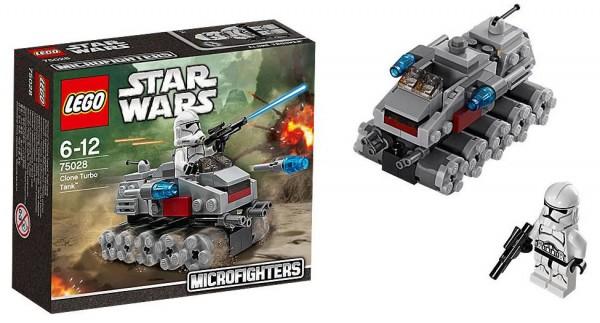 LEGO STAR WARS - 75028 - Clone Turbo Tank 7502810